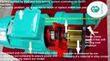 Sk-9d anneau liquide pour la plaque de pompe à vide et conduite d'Extrusion de feuilles