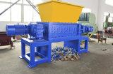 폐기물 플라스틱 종이상자를 위한 2018년 중국 두 배 샤프트 슈레더