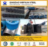 Dimensioni galvanizzate tuffate calde del tubo d'acciaio