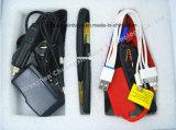 Puissance de démarrage d'urgence de 12000mAh pour voitures / ordinateurs portables / téléphones cellulaires
