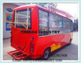 Bus mobile dell'alimento del hot dog elettrico 2016 per cucinare
