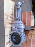 """API600 Dn600 Class150 A216 Wcb 24 de """" Klep van de Poort"""