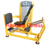 Machine de conditionnement physique, des équipements de gym, Body-Building Equipment-Seated presse jambes (PT-918)