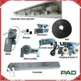 Sistema de la puerta de la automatización de la pista con el motor elegante y el diseño elegante