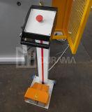 Gekennzeichnete CNC-Presse-Bremse mit Estun E200p Zweiachsen-CNC-Controller