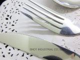 Couverts polonais Faltware de vaisselle de couteau de cuillère de fourche