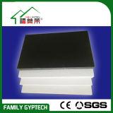Schwarze akustische Glasfaser-Wolle-Decken-Fliese