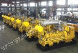 generatore diesel ausiliario marino di 130kw/163kVA Cummins per la nave, barca, imbarcazione con la certificazione di CCS/Imo