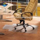 Циновка стула PVC пользы офиса с Pli