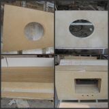 China Manufacturer de Granite y de Marble Kitchen Countertop/Vanity