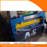 Authentificatie van Ce plooide de Tegel van Staal 850 Makend Machine om Te bouwen