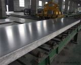 6063 алюминиевую пластину/лист на цокольном этаже коммерческого автомобиля