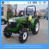 Granja Agrícola / césped / jardín / caminar / tractor compacto con servo dirección de doble embrague Etapa