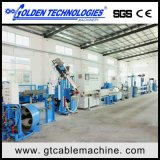 Machine de mise en gaine de fil de construction de PE de PVC
