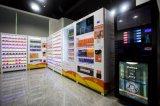 Npt comercial de venda quente café instantâneo e máquina de venda automática de bebidas