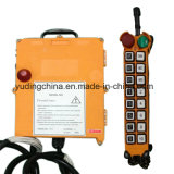 Control remoto F21-16D Pesado Mini mano del cabrestante de China Wireless