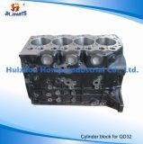 Het Blok van de Cilinder van de motor voor Nissan Qd32 11010-1W0401 1010-1W401