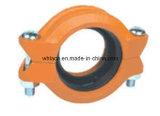Adaptateur de Couping de connecteur de pipe d'investissement de précision d'acier inoxydable
