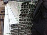 Tubo de plástico - Tubo de PVC cuadrado / Made in China