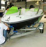 Утвержденном Ce мини-спортивной лодки снаружи двигателя для продажи