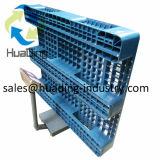 Destacados frente pesado utilizado para rack de palets de plástico