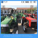 다중목적 4wheel 드라이브 방안을%s 가진 소형 농장 정원 또는 잔디밭 또는 농업 경작 트랙터