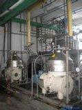 식물성 기름 탈왁스 분리기 기계
