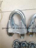 Le moulage de zinc Wire Rope Clip DIN 741