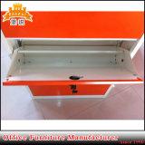 Prix d'usine Design simple Cabinet à chaussures en acier à trois tiroirs à bas prix