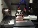Lathe CNC вырезывания SGS Ce многофункциональный Drilling филируя (CAK640)