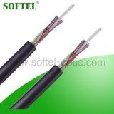 8-144 l'antenne de noyau ou canalisent tout le câble de fibre optique du diélectrique GYFTY