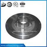 OEM paste CNC van de Hoge Precisie//Malen//Aluminium Draaibank die aan CNC Machinaal bewerkend Deel met Schroefdraad anodiseren machinaal bewerken draaien