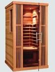 Nuevo diseño sauna de infrarrojos