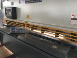 QC12Y-4X2500電気シートの金属板油圧せん断機械