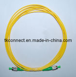 APC Simplex FC/SM/Cable de fibra óptica Cable de fibra óptica