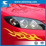 A tela de seda Pringting Livre-Projetou a etiqueta da motocicleta ATV