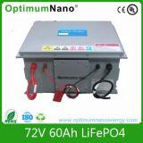 bateria profunda do ciclo LiFePO4 de 24V 100ah para o barco elétrico