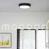IP54는 주조 알루미늄 발코니 목욕탕을%s 둥근 LED 천장 빛을 정지한다