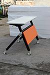 Un style simple de la formation du Bureau Bureau Bureau Table pliable