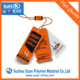 1000*1500*1.5mm衣服の品質表示票のための堅いプラスチック透過PVCシート