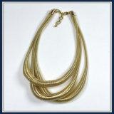 De nieuwe Juwelen van de Manier van de Halsband van de Tegenhanger van het Zink van het Ontwerp