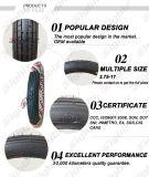 Fabricado en China 3.50-8 pulgadas neumático de moto.