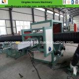 HDPE 기계 200-2400mm를 만드는 플라스틱 하수도 나선 관 밀어남