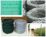 Venta caliente de alta calidad de alambre de púas