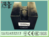 1000kg / 1t Gusseisen M1 Testgewicht