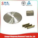 중국 Cheap Sandstone 또는 Marble Diamond Granite Saw Blades Segment