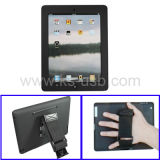 iPad 2 (KIPAD2-0007)のためのプラスチックケース+ホールダー+手の革紐