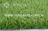 het Kunstmatige Gras van het Landschap van de Vezel van Thionlon van de Hoogte van 40mm (sunq-AL00073)