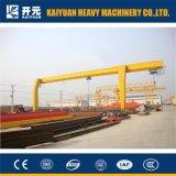 Anbietender elektrischer Hebevorrichtung-Typ 20 Tonnen-einzelner Träger-Portalkran