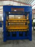 Máquina de fabricación de ladrillo hidráulica automática de las cenizas volantes Qt12-15 para los proyectos de construcción globales